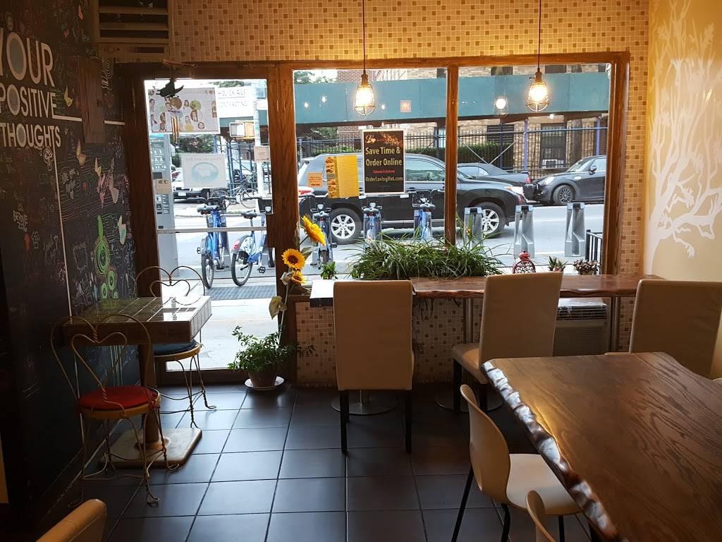 Loving Hut | restaurant | 76 Bushwick Ave, Brooklyn, NY 11211, USA | 7183887567 OR +1 718-388-7567