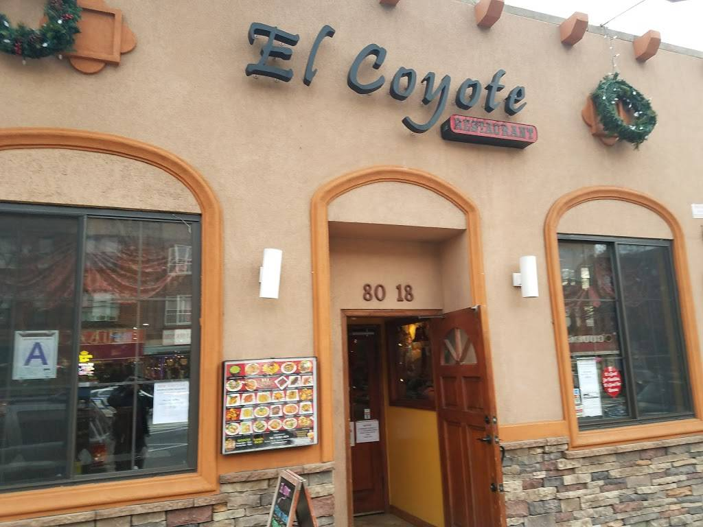 El Coyote   restaurant   80-18 Northern Blvd, Jackson Heights, NY 11372, USA   7186514874 OR +1 718-651-4874