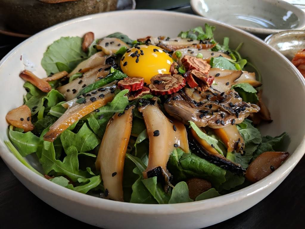 Madang   restaurant   11 Sylvan Ave, Englewood Cliffs, NJ 07632, USA   2013450888 OR +1 201-345-0888