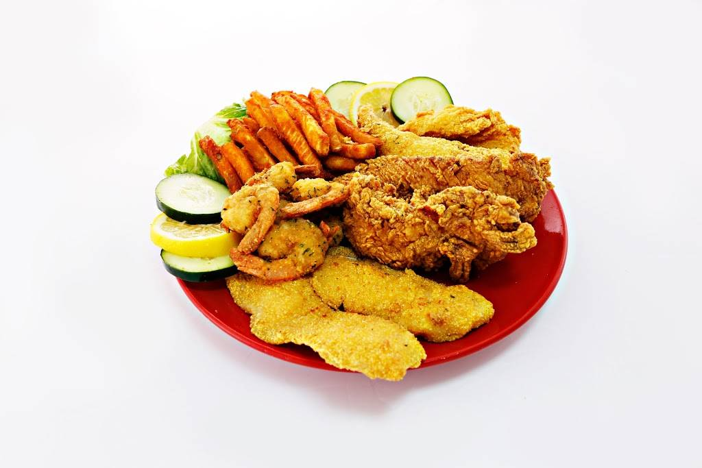 JJ Fish and Chicken ???????????? | meal takeaway | 5401 S Wentworth Ave #4W, Chicago, IL 60609, USA | 7732681600 OR +1 773-268-1600