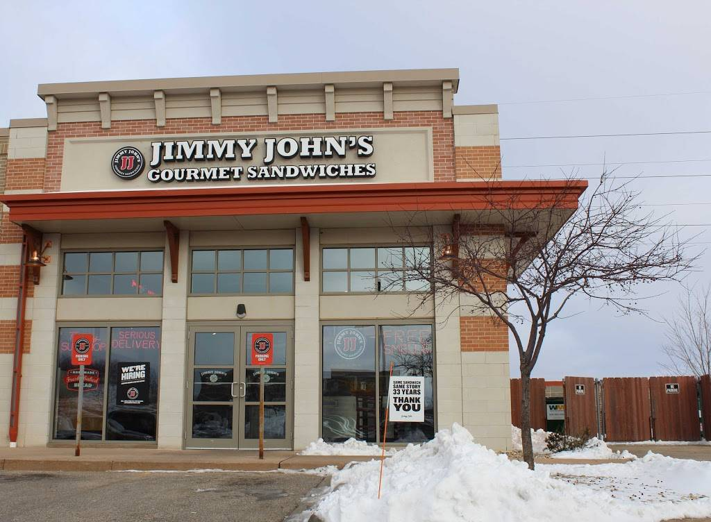 Jimmy Johns | meal delivery | 6231 McKee Rd Ste. F, Fitchburg, WI 53719, USA | 6082757722 OR +1 608-275-7722