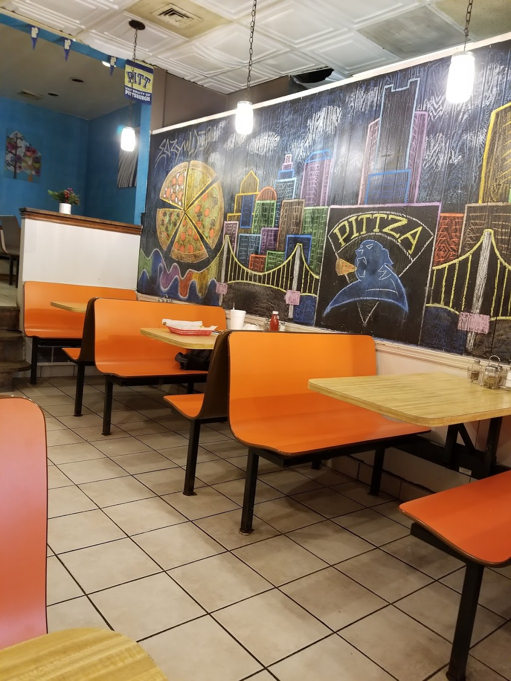 Oakland Milanos Pizza   restaurant   3606 Fifth Ave, Pittsburgh, PA 15213, USA   4126812858 OR +1 412-681-2858