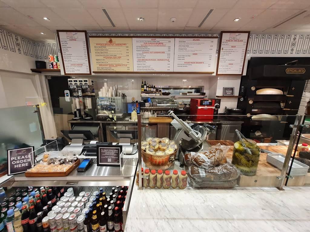 Brooklyn Delicatessen | restaurant | 200 W 57th St, New York, NY 10019, USA | 2127575757 OR +1 212-757-5757