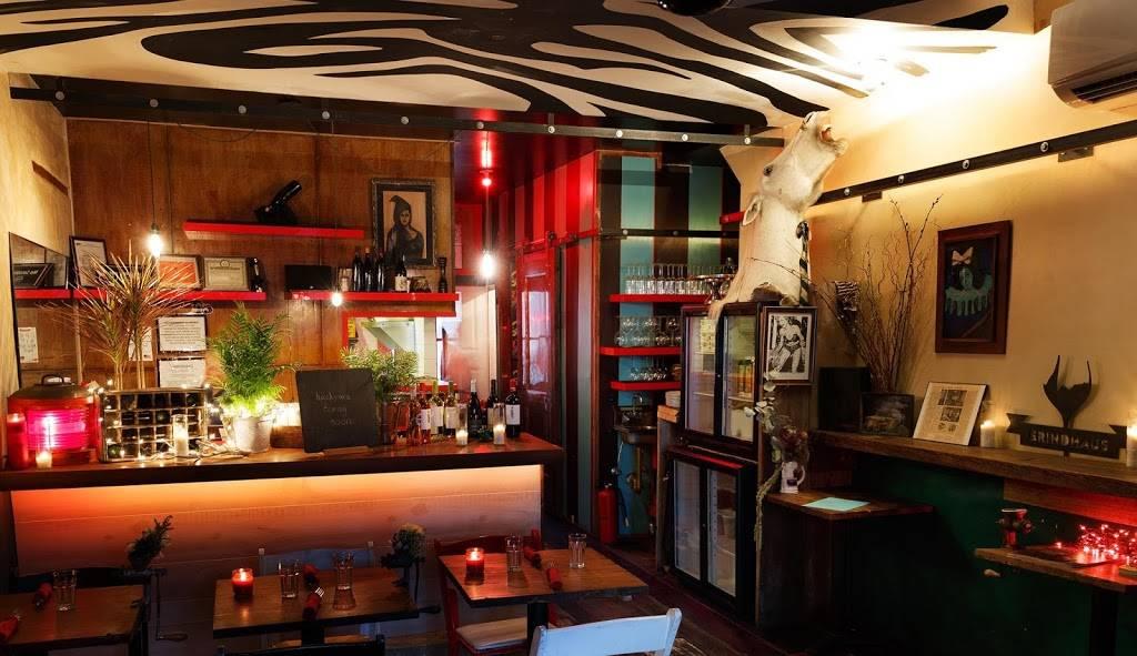 Grindhaus | restaurant | 275 Van Brunt St, Brooklyn, NY 11231, USA | 7189092881 OR +1 718-909-2881