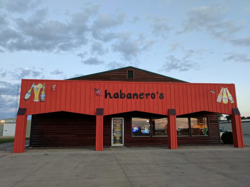 Habaneros Hispano Restaurant and Bar | restaurant | 1510 Morningside Dr, Milbank, SD 57252, USA | 6054382200 OR +1 605-438-2200