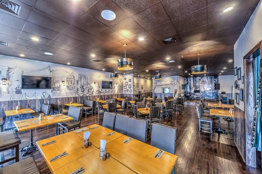 Traktir The 12 Chairs   restaurant   1224 W Dundee Rd, Buffalo Grove, IL 60089, USA   2243472918 OR +1 224-347-2918