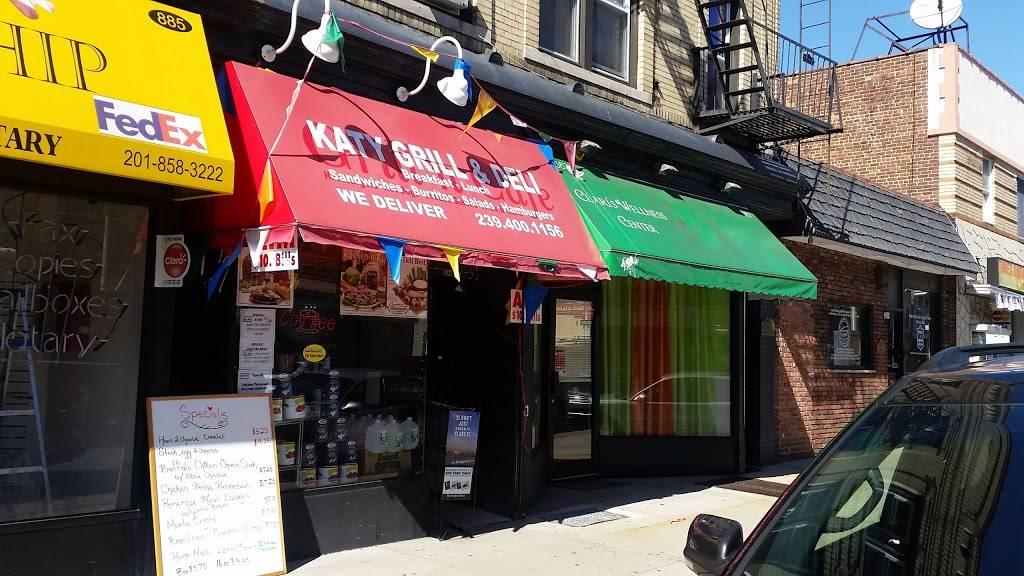 Katy Grill and Deli   restaurant   887 Broadway, Bayonne, NJ 07002, USA   2014552437 OR +1 201-455-2437