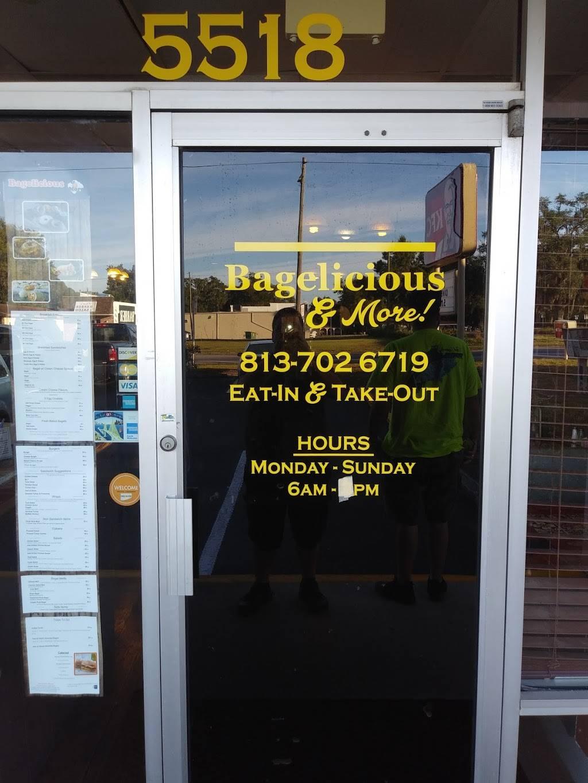 Bagelicious   restaurant   5518 Gall Blvd, Zephyrhills, FL 33542, USA   8137026719 OR +1 813-702-6719