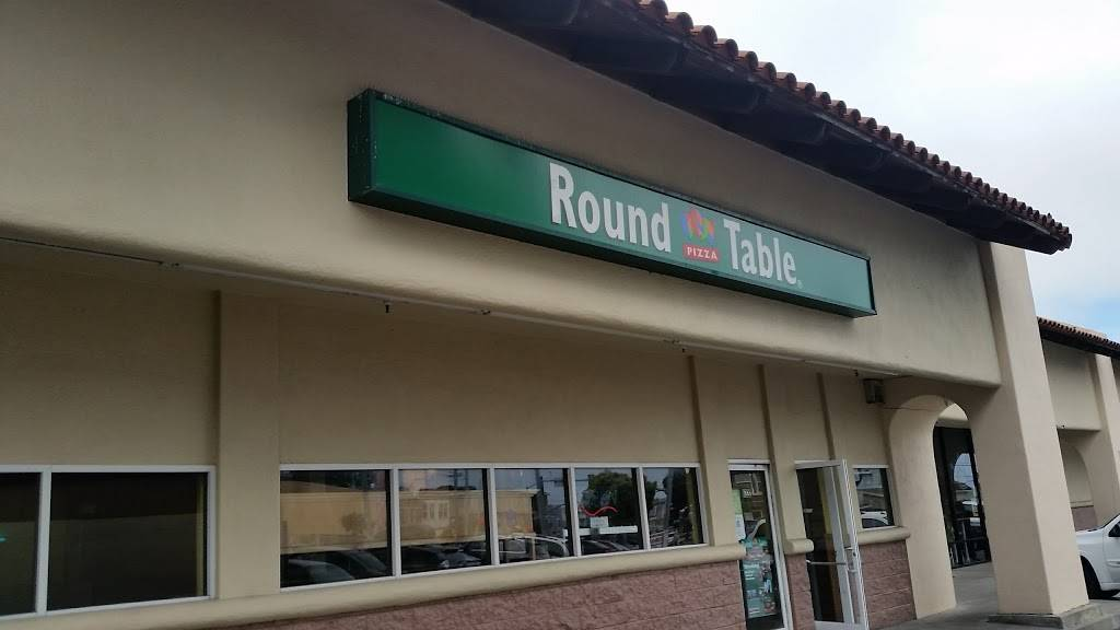 Round Table Pizza Daly City Mission St.Round Table Pizza Meal Delivery 6222 Mission St Daly City Ca