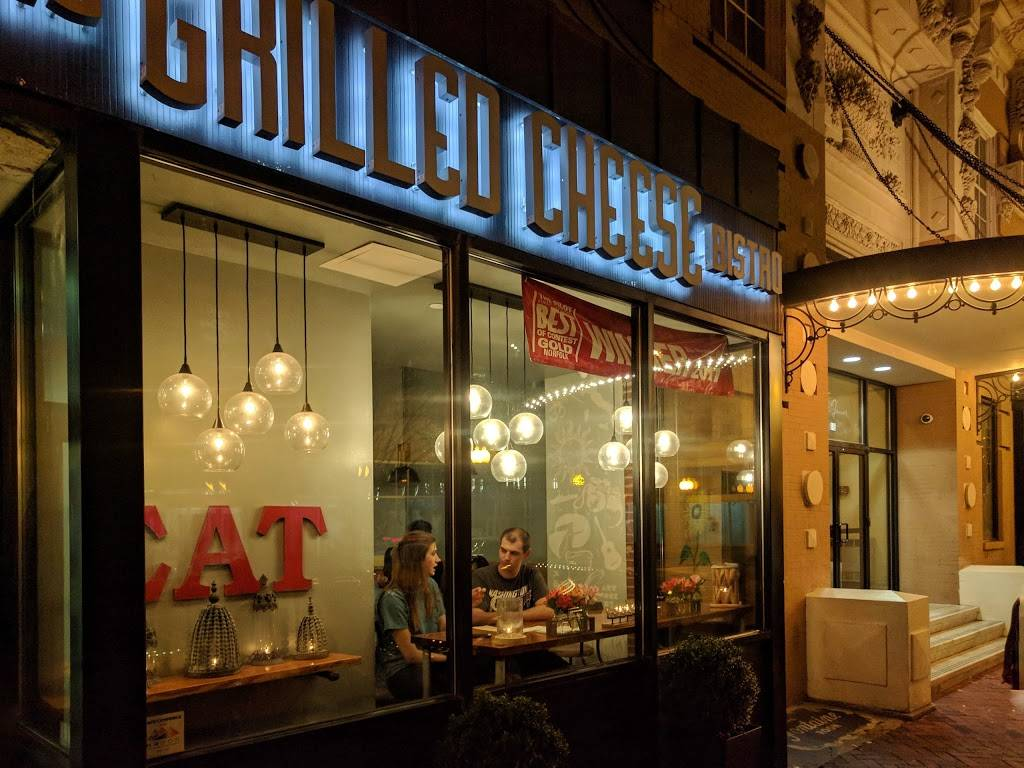 The Grilled Cheese Bistro   restaurant   345 Granby St, Norfolk, VA 23510, USA   7572332512 OR +1 757-233-2512
