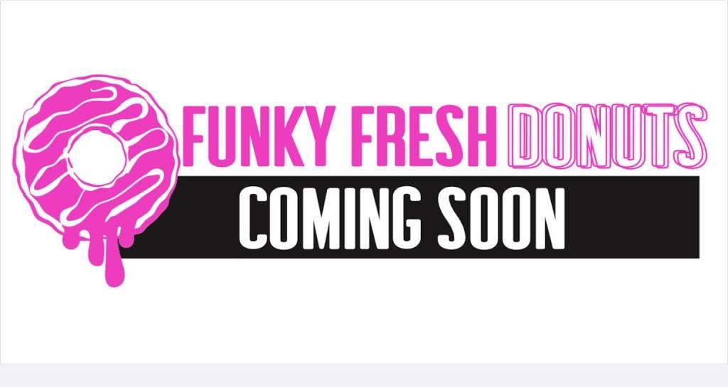 Funky Fresh Donuts | bakery | 2830 Cashwell Dr, Goldsboro, NC 27534, USA | 9197501433 OR +1 919-750-1433