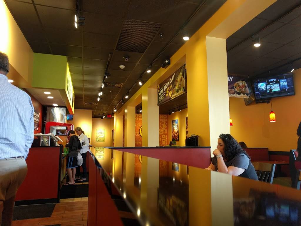 Moes Southwest Grill   restaurant   174 Federal Rd, Brookfield, CT 06804, USA   2038850748 OR +1 203-885-0748