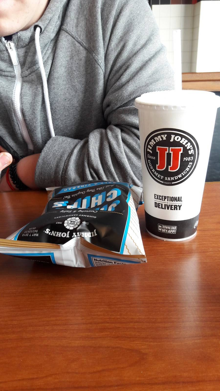 Jimmy Johns | meal delivery | 1530 S Lapeer Rd, Oxford, MI 48371, USA | 2486280983 OR +1 248-628-0983