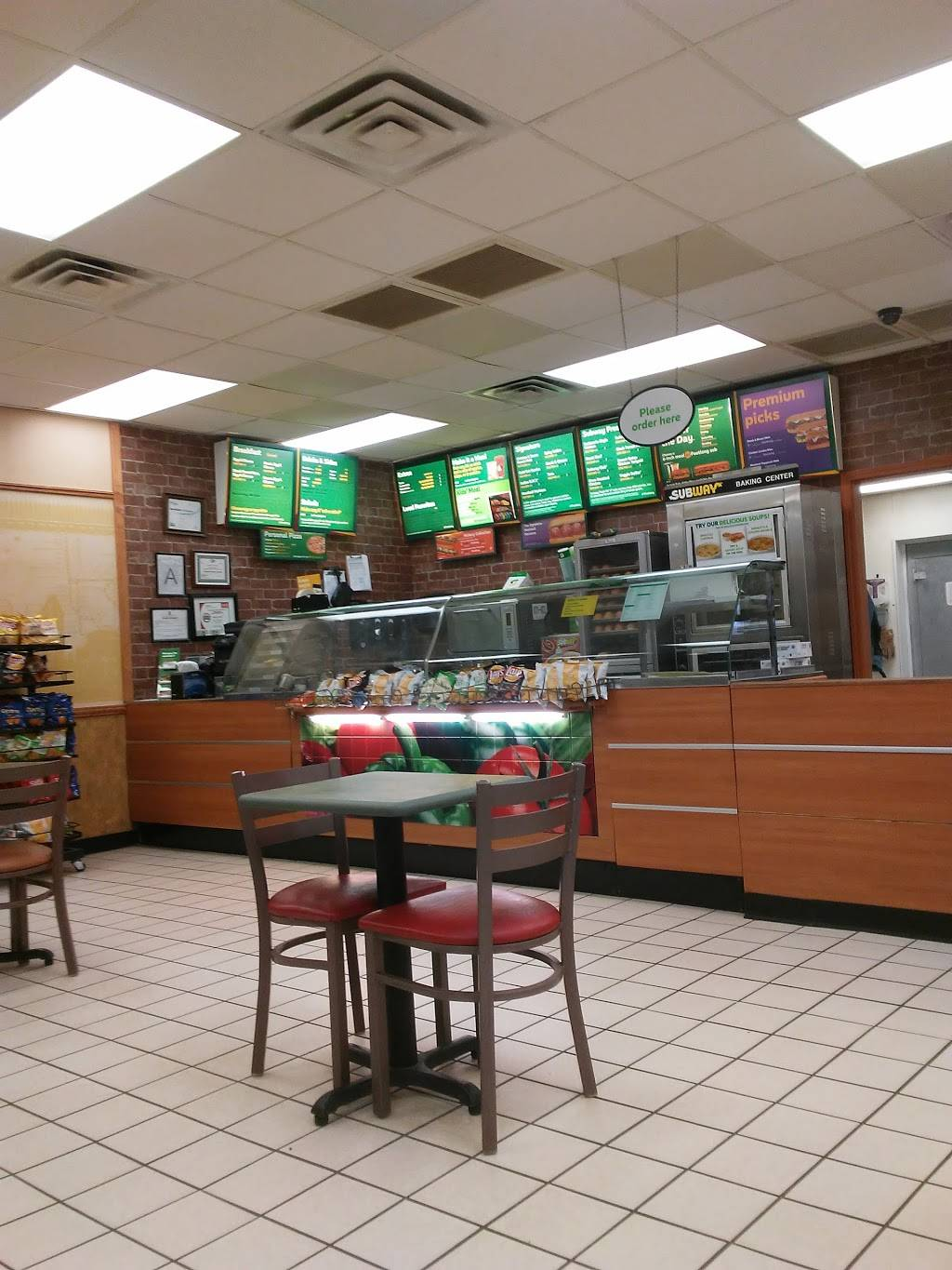 Subway | meal takeaway | 2273 Hwy 49 S, Brooklyn, MS 39425, USA | 6015543156 OR +1 601-554-3156