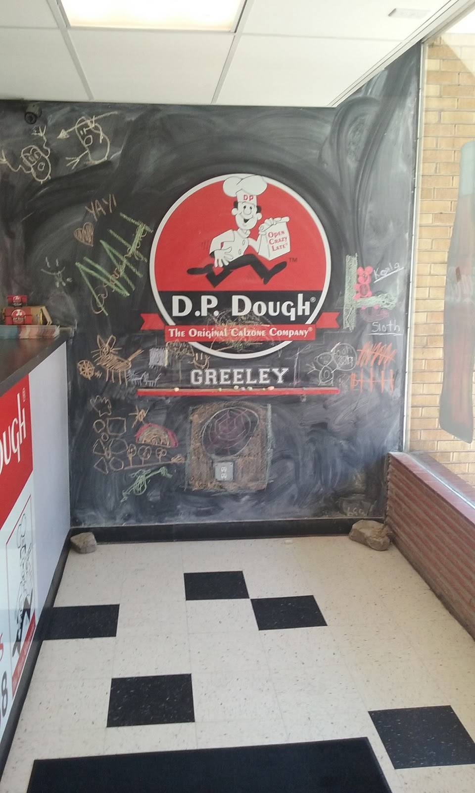 D.P. Dough | meal delivery | 911 16th St, Greeley, CO 80631, USA | 9703368888 OR +1 970-336-8888