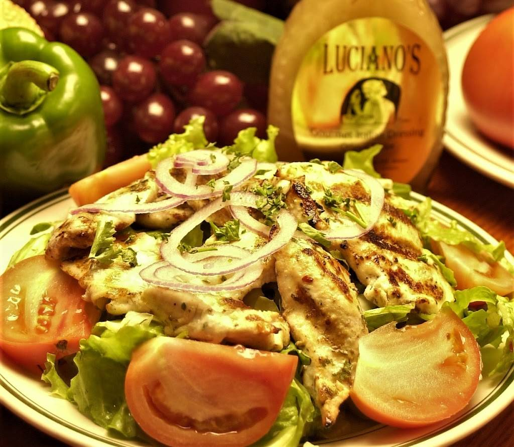 Luciano Italian Restaurant & Pizzeria   meal takeaway   2946 g, Chain Bridge Rd, Oakton, VA 22124, USA   7032811748 OR +1 703-281-1748