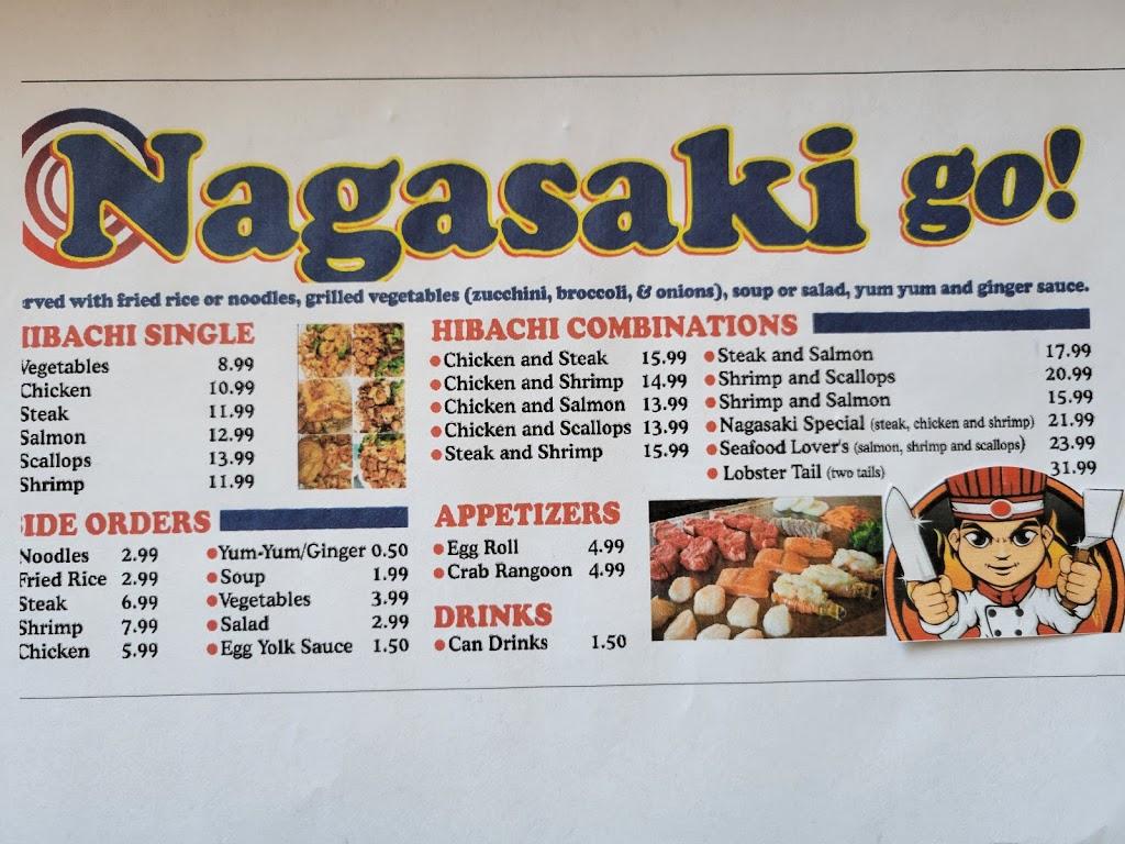 Nagasaki go | restaurant | 129 N Stygler Rd, Gahanna, OH 43230, USA