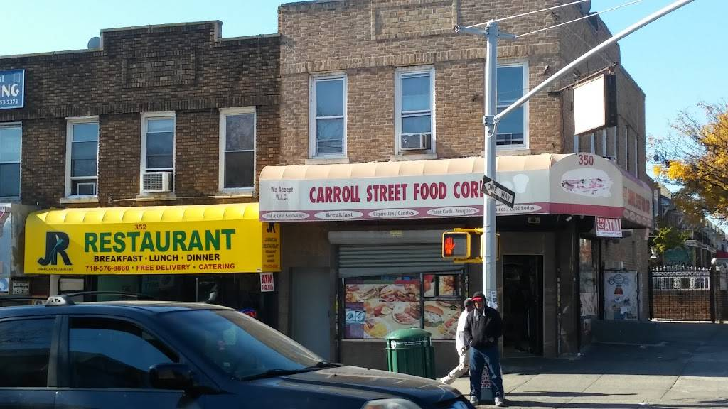 J.R | restaurant | 352 Utica Ave, Brooklyn, NY 11213, USA | 7185768860 OR +1 718-576-8860