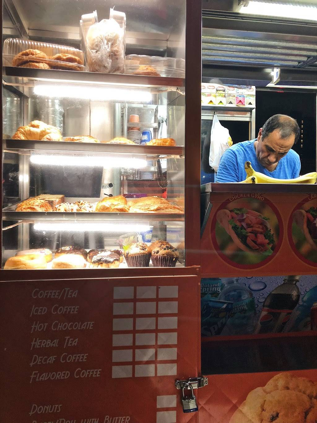 The Halal Food Truck | restaurant | 158 Delancey St, New York, NY 10002, USA