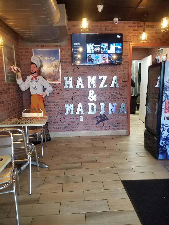 Hamza & Madina Halal Food - Restaurant | 217 Bethpage Rd #24