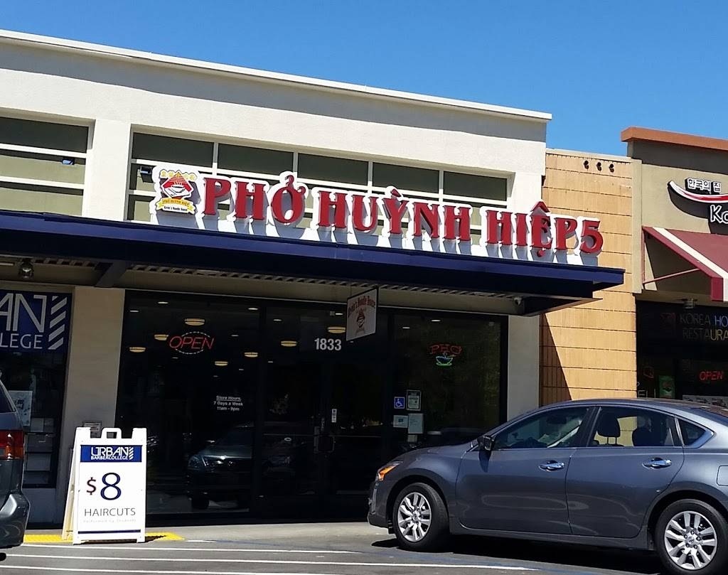 Kevin S Noodle House Restaurant 1833 Willow Pass Rd Concord Ca 94520 Usa