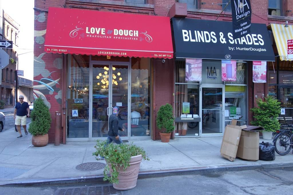 Love & Dough | meal delivery | 57C Pearl St, Brooklyn, NY 11201, USA | 3479873404 OR +1 347-987-3404