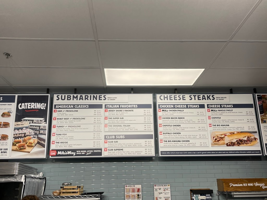 Jersey Mikes Subs | restaurant | 1070 W Main St, Inverness, FL 34450, USA | 3525030344 OR +1 352-503-0344
