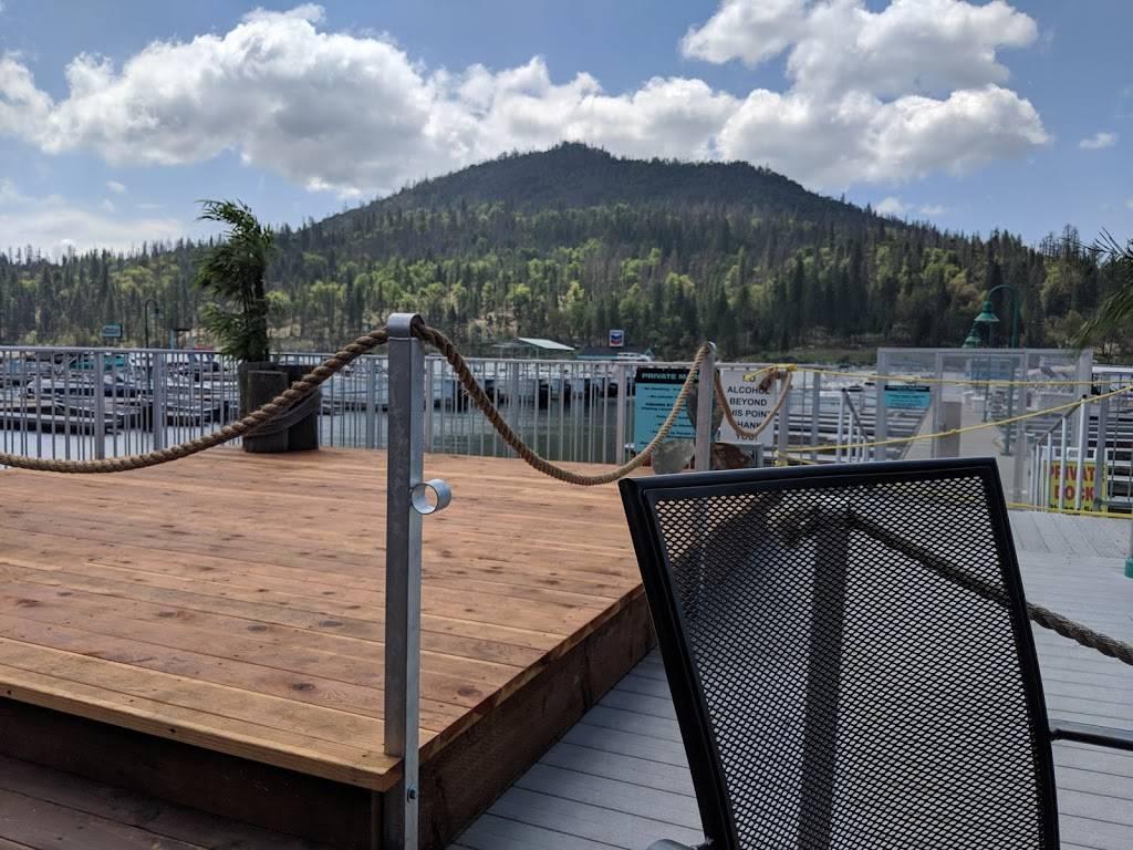 Marina Bar and Grill at Bass Lake Watersports Boat Rentals   restaurant   37.320084,-119.556755, 54406 North Shore Road 432, Bass Lake, CA 93604, USA   5596423200 OR +1 559-642-3200