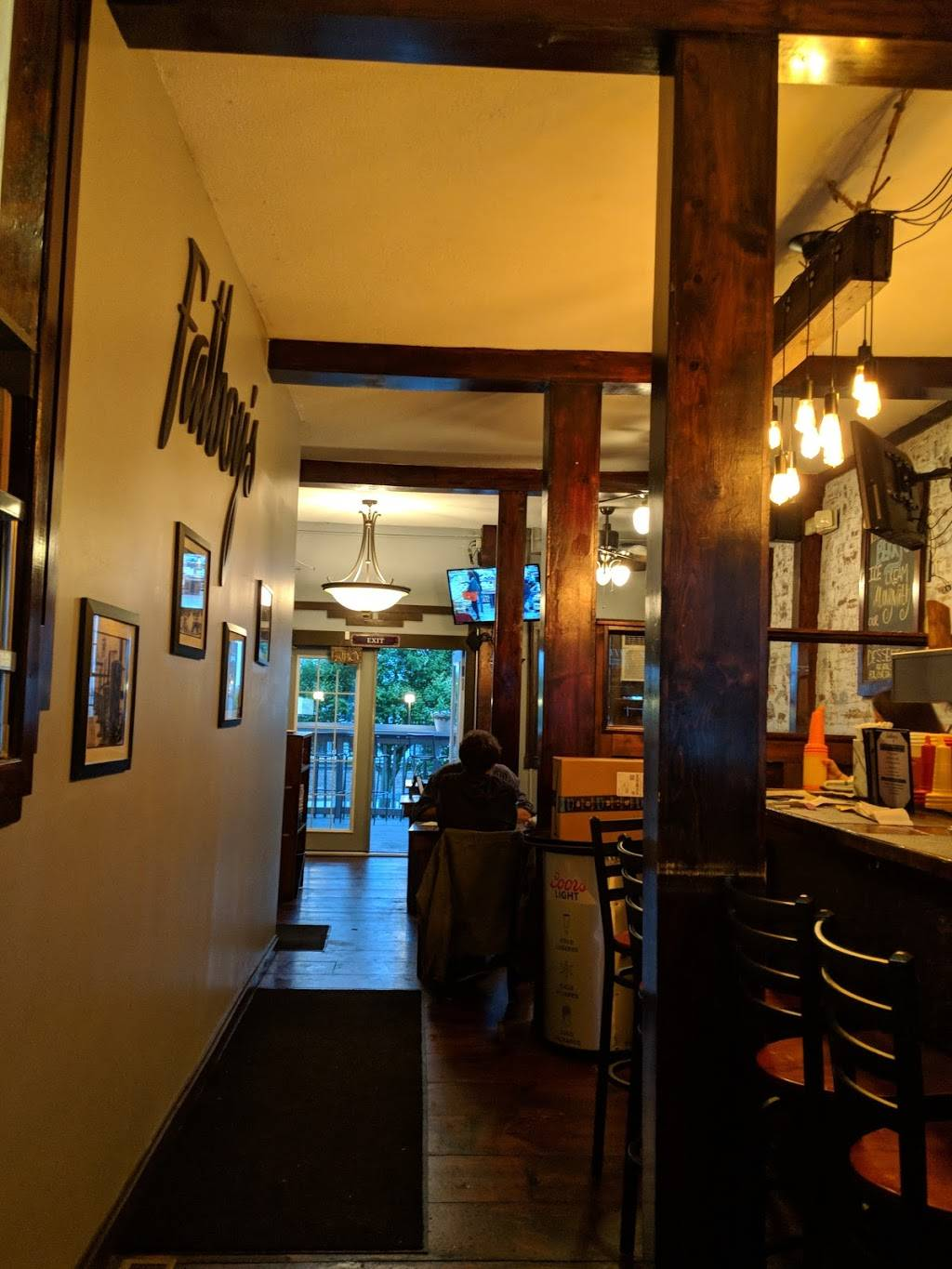 Fatboys Kitchen and Bar | restaurant | 194 Bank St, New London, CT 06320, USA | 8605749154 OR +1 860-574-9154