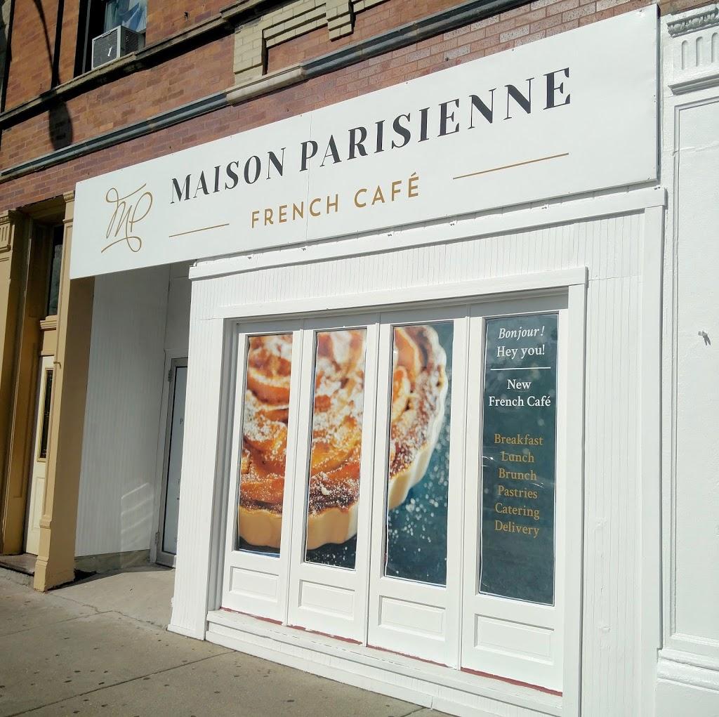 Maison Parisienne - French Café | bakery | 3307 N Clark St, Chicago, IL 60657, USA | 7738571636 OR +1 773-857-1636