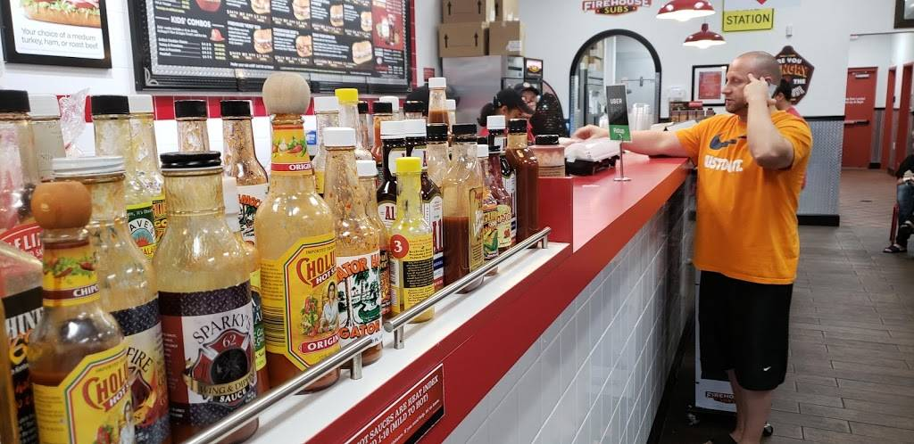 Firehouse Subs Summerfield Crossing | meal delivery | 13129 US-301, Riverview, FL 33578, USA | 8134439792 OR +1 813-443-9792