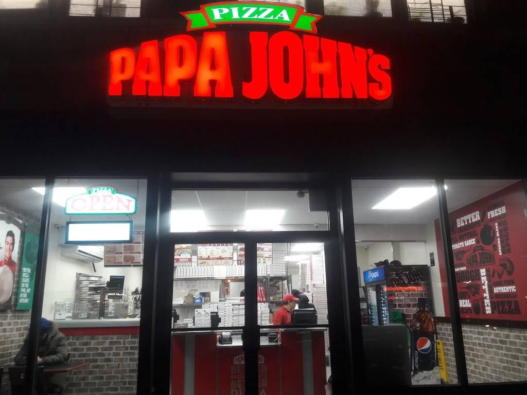 Papa Johns Pizza | restaurant | 523 W 207th St, New York, NY 10034, USA | 2125447272 OR +1 212-544-7272