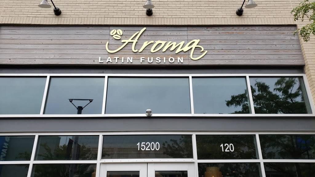 Aroma Latin Fusion   restaurant   110 Potomac Town Pl suite 120, Woodbridge, VA 22191, USA