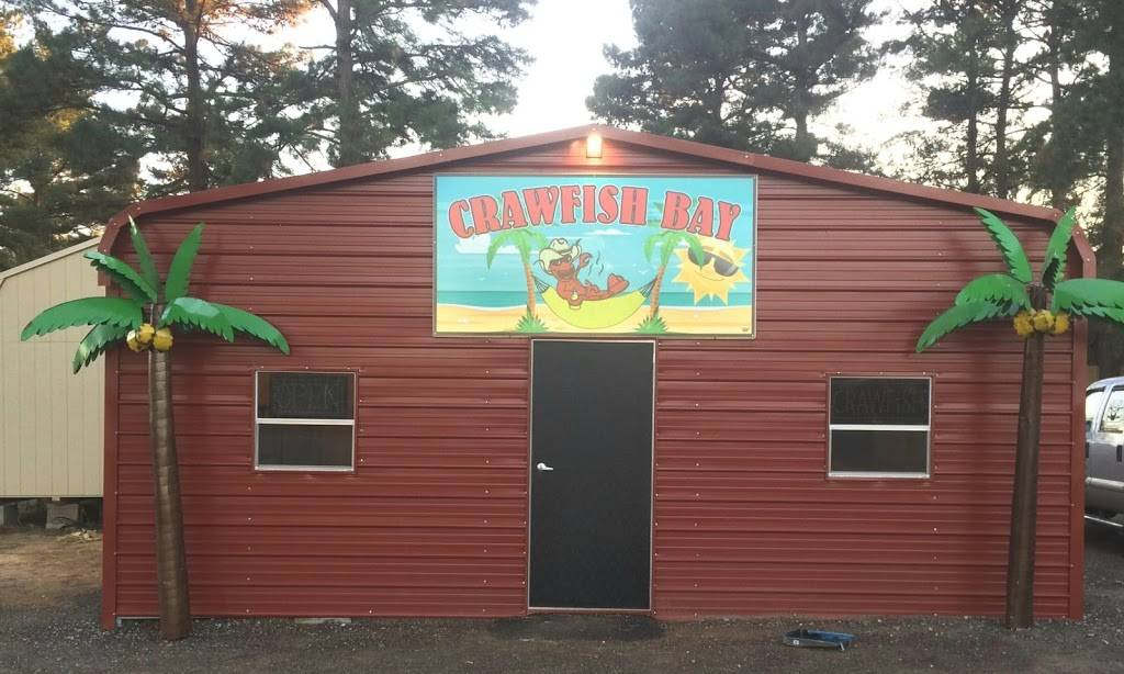 Crawfish Bay | restaurant | 12990 Big Oak Bay Rd, Tyler, TX 75707, USA | 9035259262 OR +1 903-525-9262