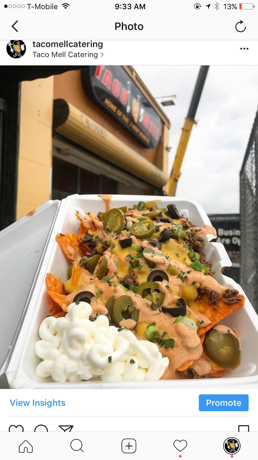 Taco Mell Catering - Restaurant | 4326 Crenshaw Blvd, Los