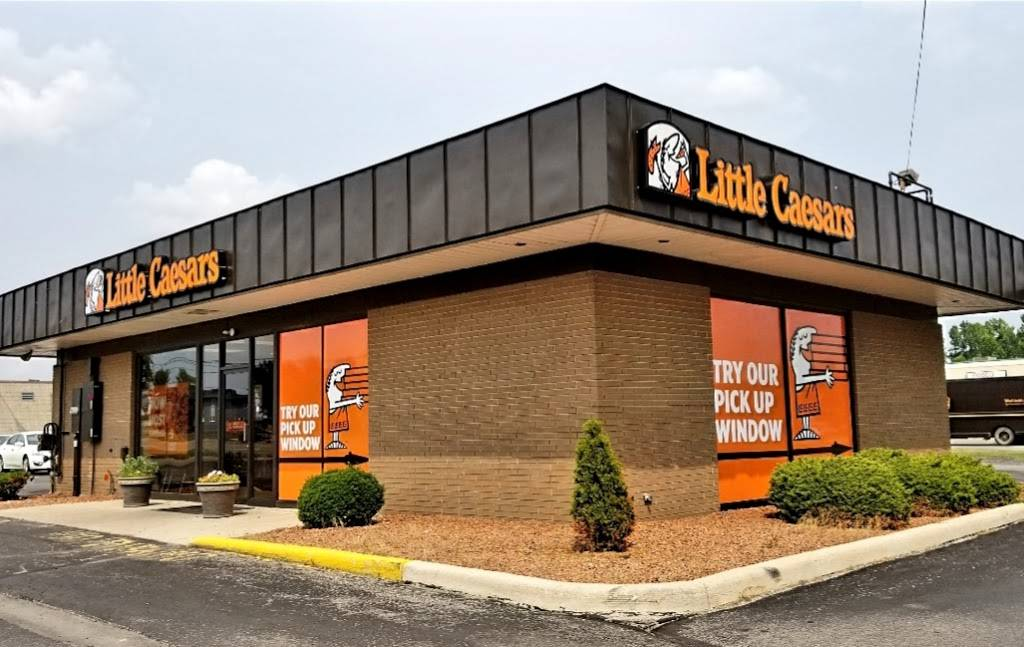 Little Caesars Pizza   meal takeaway   1500 Wright Ave, Alma, MI 48801, USA   9894632167 OR +1 989-463-2167