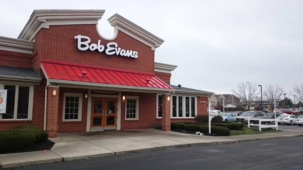 Bob Evans | restaurant | 2648 Colonel Glenn Hwy, Beavercreek, OH 45324, USA | 9374270442 OR +1 937-427-0442
