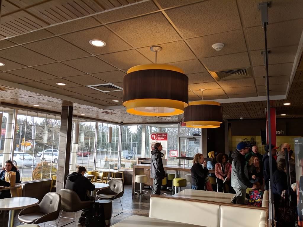 McDonalds | cafe | 8 Highland Ave, Randolph, MA 02368, USA | 7819616005 OR +1 781-961-6005