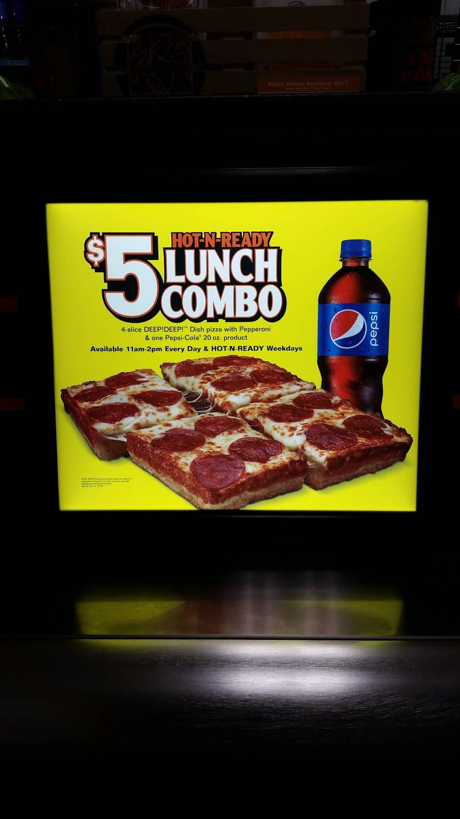 Little Caesars Pizza | restaurant | 2130 Redstone Rd SW, Huntsville, AL 35803, USA | 2568812555 OR +1 256-881-2555