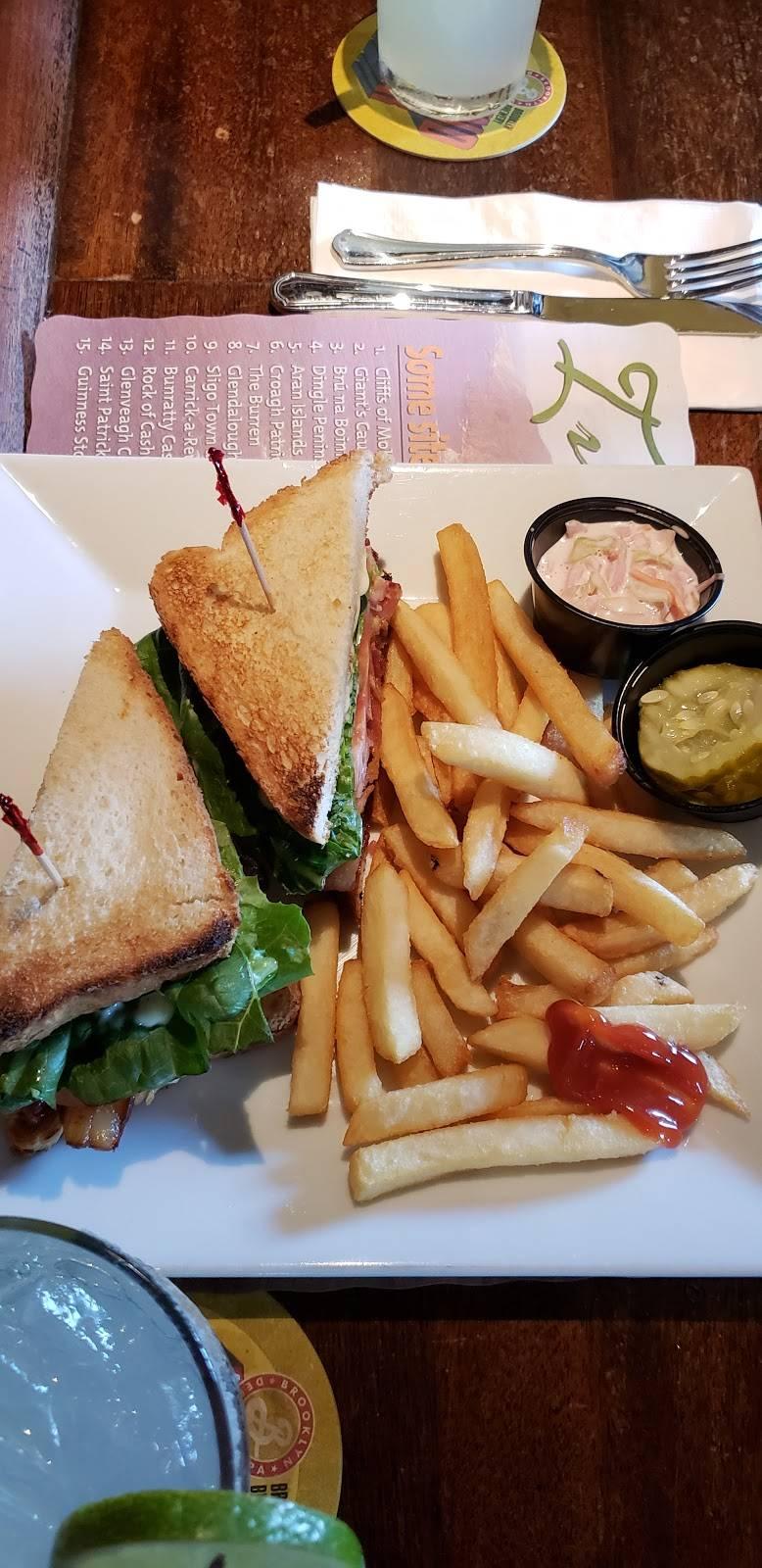 Blarney Station Pub   restaurant   258 Park Ave, East Rutherford, NJ 07073, USA   2015310001 OR +1 201-531-0001
