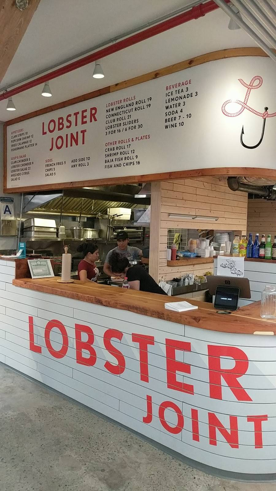 Lobster Joint Williamsburgh | restaurant | 103 N 3rd St, Brooklyn, NY 11249, USA | 3476282147 OR +1 347-628-2147