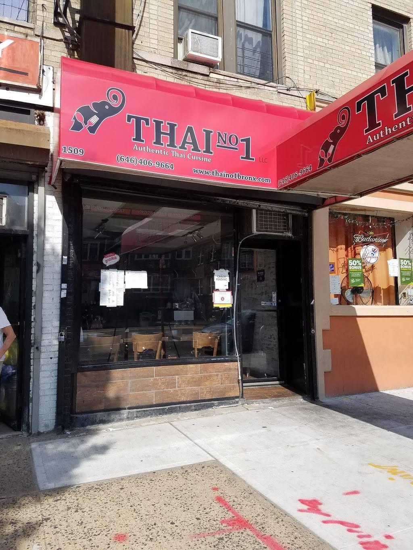 Thai Cuisine | restaurant | 1509 White Plains Rd, Bronx, NY 10462, USA | 3472819331 OR +1 347-281-9331