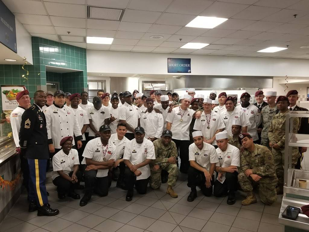3rd BCT Dining Facility/ ServiceSource | restaurant | 3153 Butner Rd, Fort Bragg, NC 28310, USA