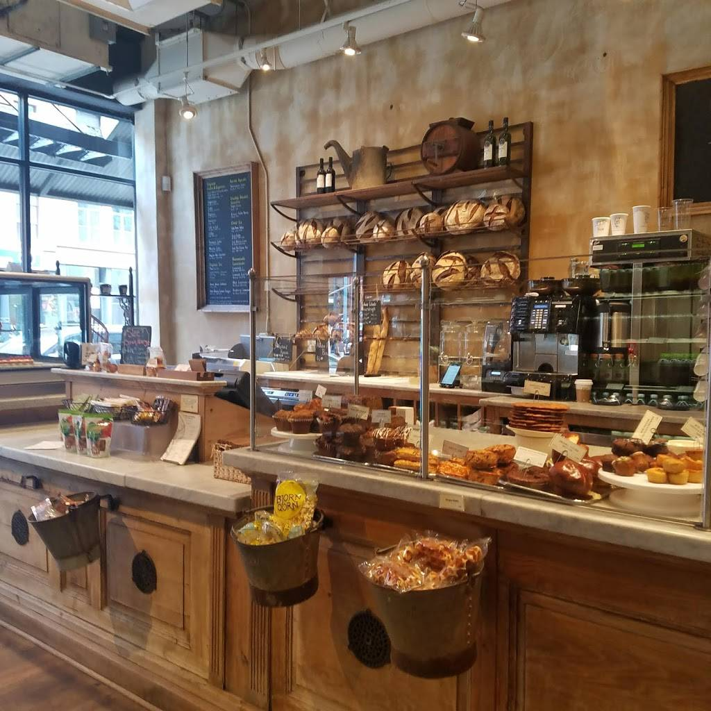 Le Pain Quotidien | restaurant | 81 W Broadway, New York, NY 10007, USA | 6466528186 OR +1 646-652-8186