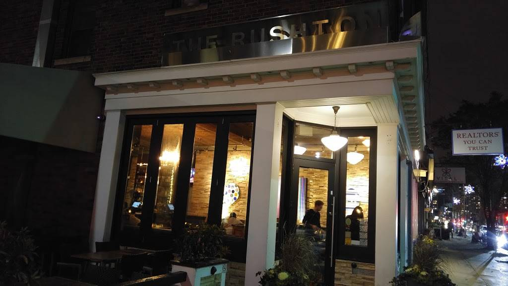 The Rushton | restaurant | 740 St Clair Ave W, Toronto, ON M6C 1B3, Canada | 4166587874 OR +1 416-658-7874