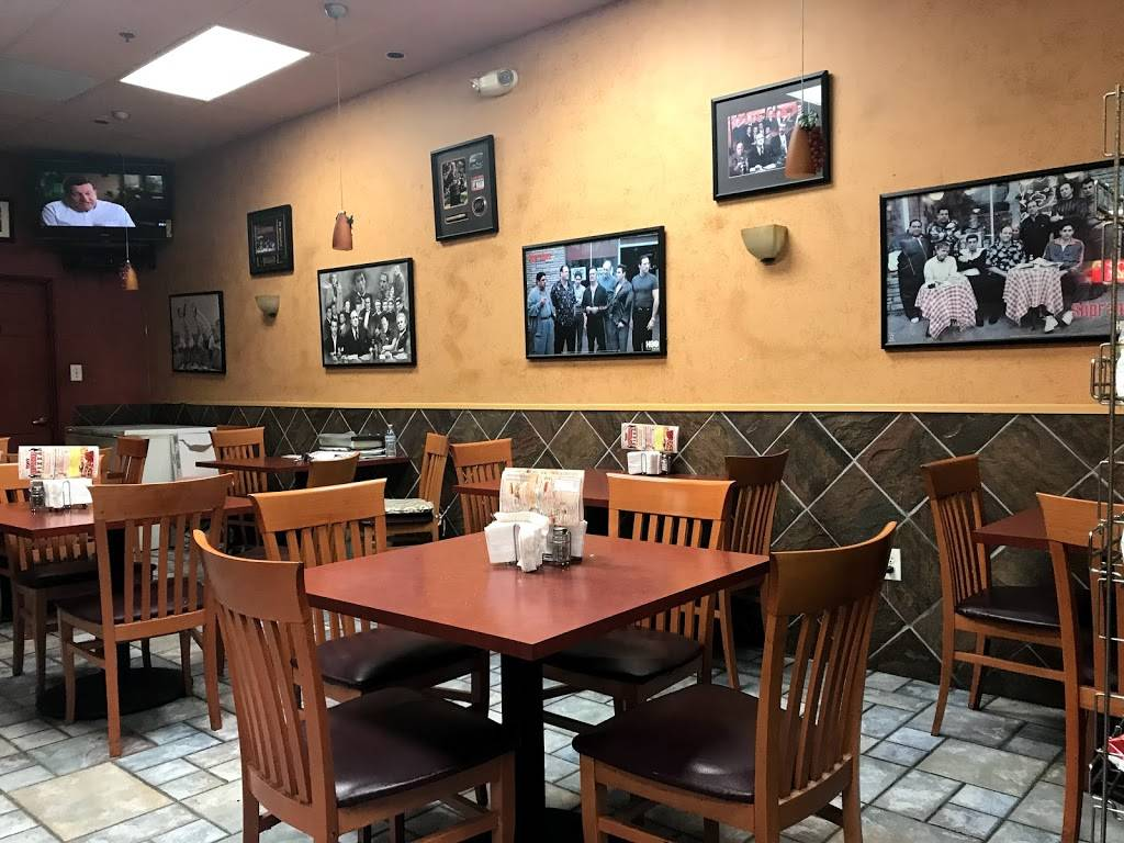 Tony Sopranos Pizza   restaurant   826 Haddonfield Rd, Cherry Hill, NJ 08002, USA   8566611101 OR +1 856-661-1101