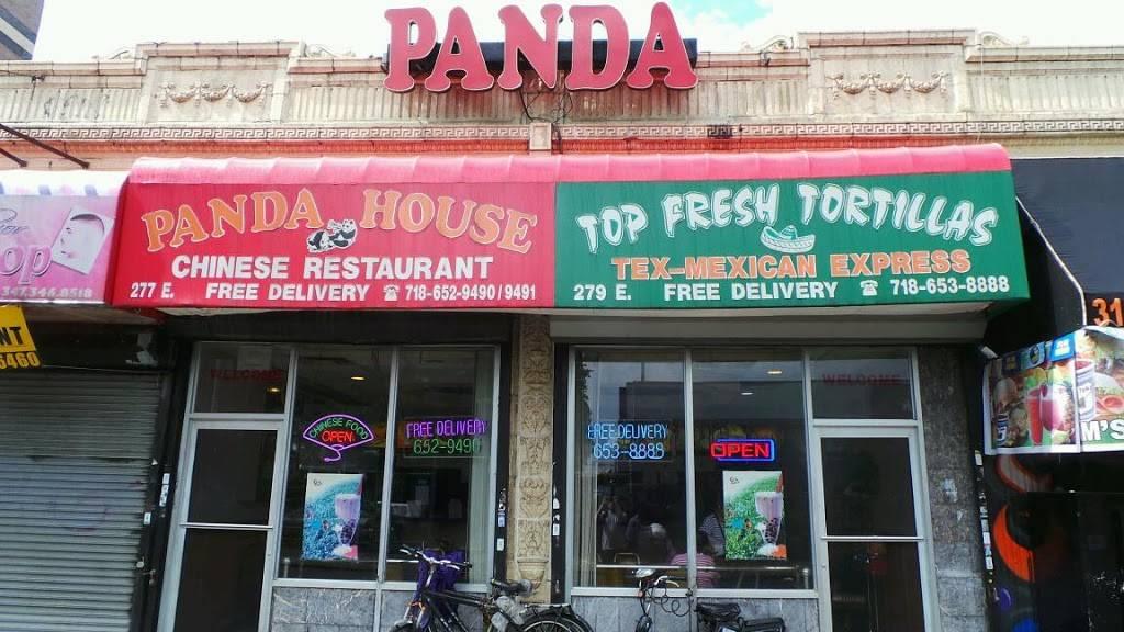 Panda House Taco & Chinese | restaurant | 277 E 206th St, Bronx, NY 10467, USA | 7186538888 OR +1 718-653-8888