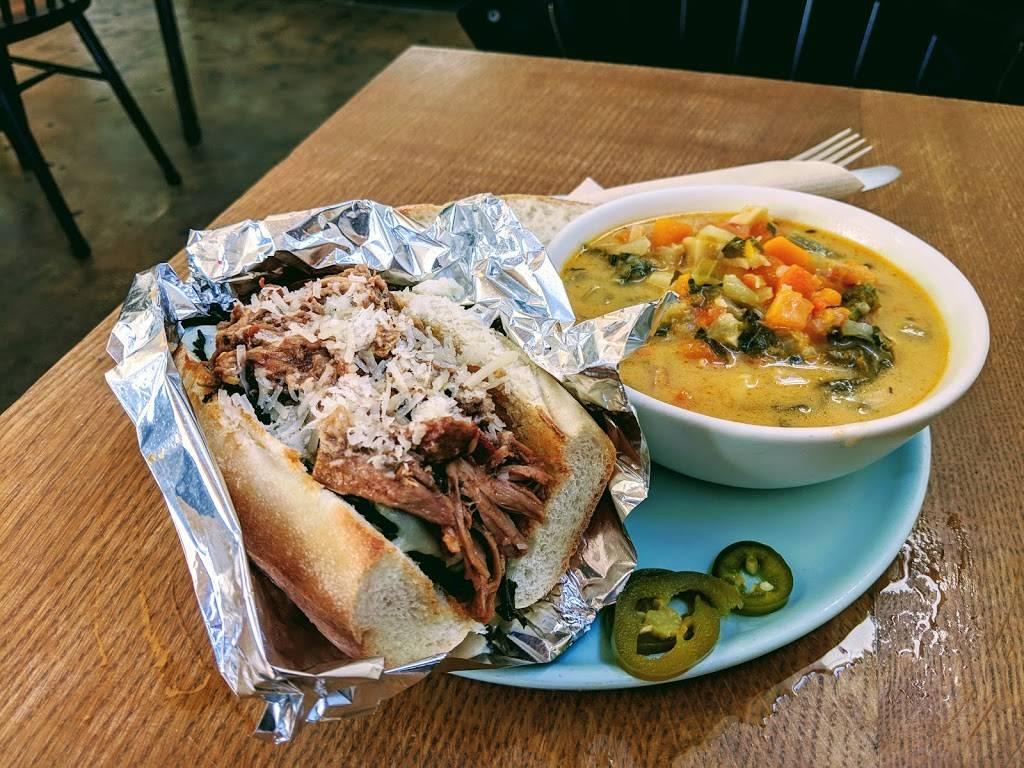 Good Spoon Soupery   meal takeaway   1400 N Front St, Philadelphia, PA 19122, USA   2672395787 OR +1 267-239-5787