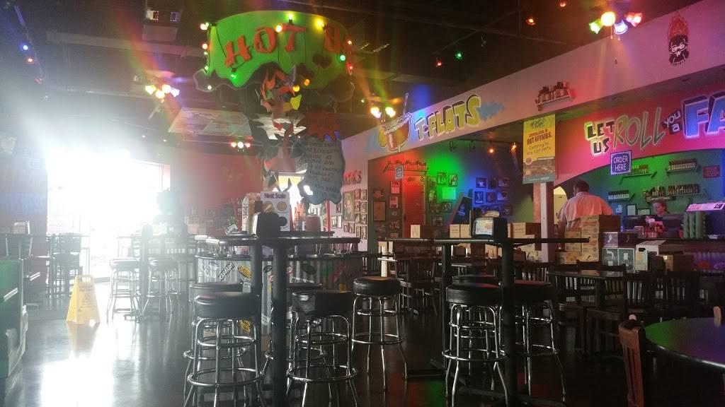 Tijuana Flats Restaurant 13770 W Colonial Dr 120 Winter