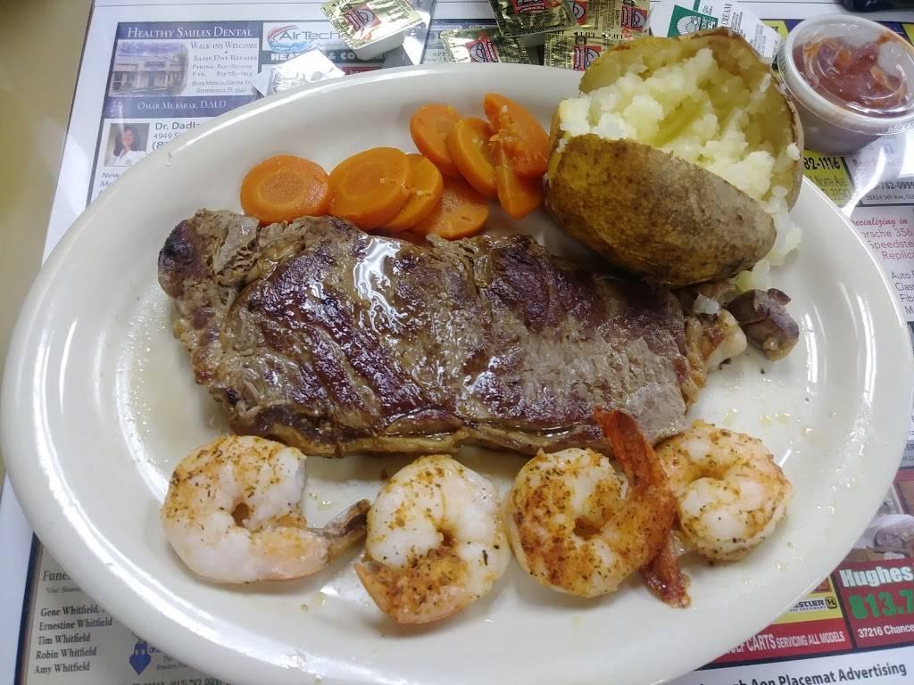 2 Minutes Restaurant | restaurant | 4447 Gall Blvd, Zephyrhills, FL 33542, USA | 8137807200 OR +1 813-780-7200